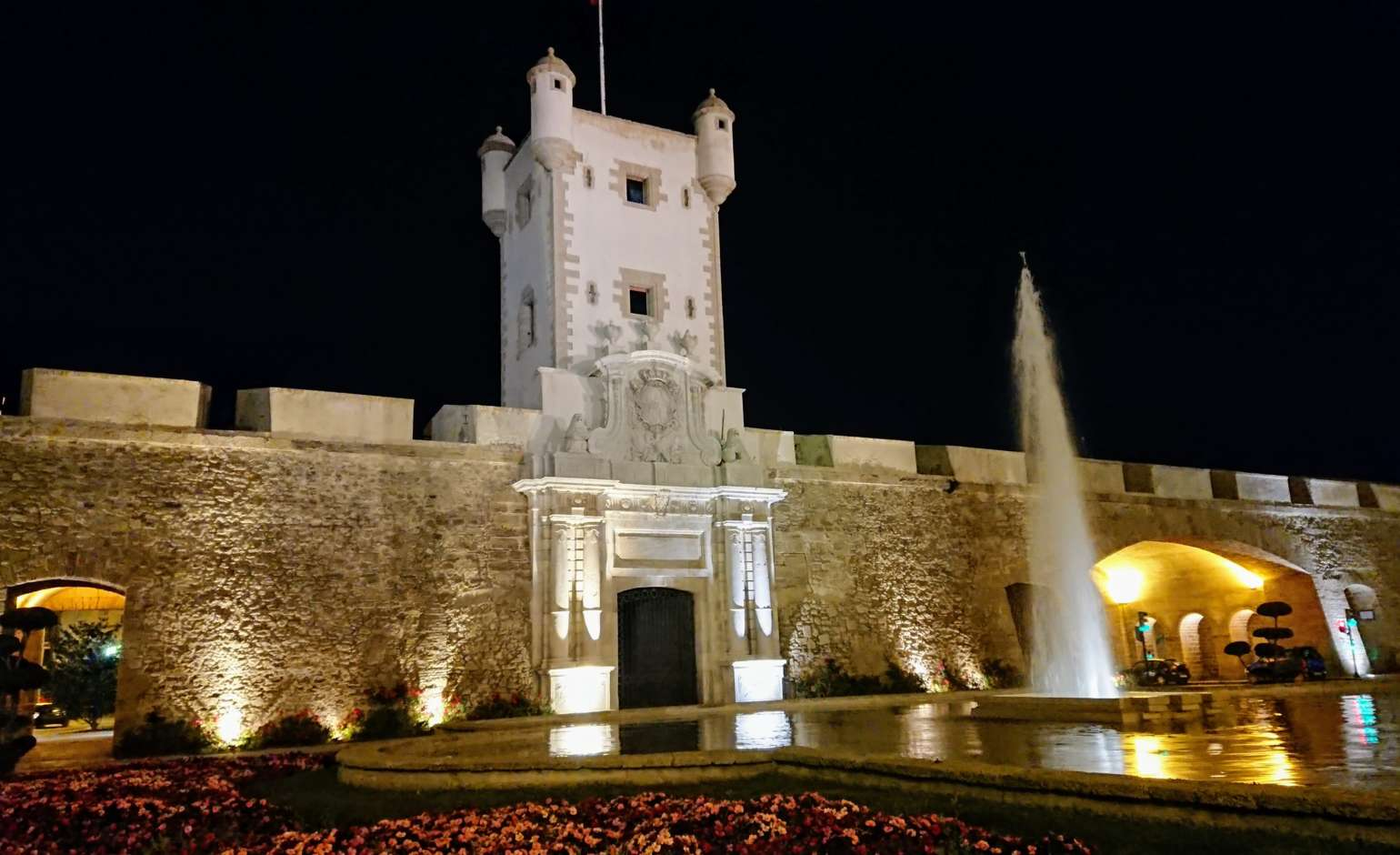 Cadiz, the favourite place for Spanish