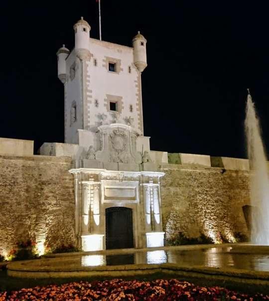 Cadiz, the favourite place for Spanish