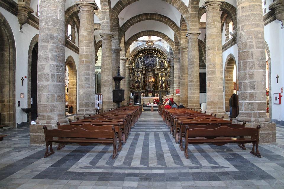 Catedral Vieja Cadiz